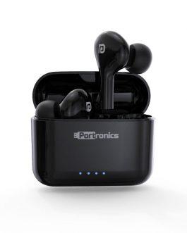 Portronics Harmonics Twins 33 Smart Bluetooth Truly Wireless TWS Ear Buds