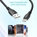 KONNECT A 8 PIN USB CABLE