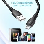 KONNECT A MICRO USB CABLE