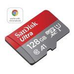 SanDisk 128GB Class 10 microSDXC Memory Card