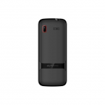 Micromax X421 (Black + Red)
