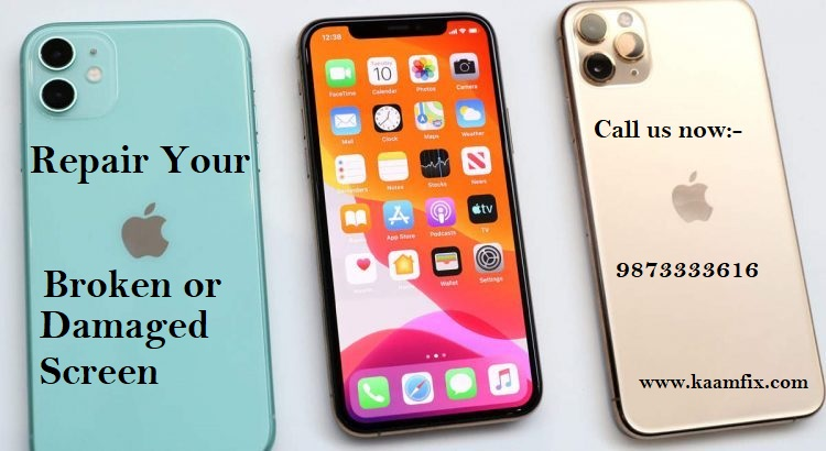 Common iPhone Issues and Required Services: